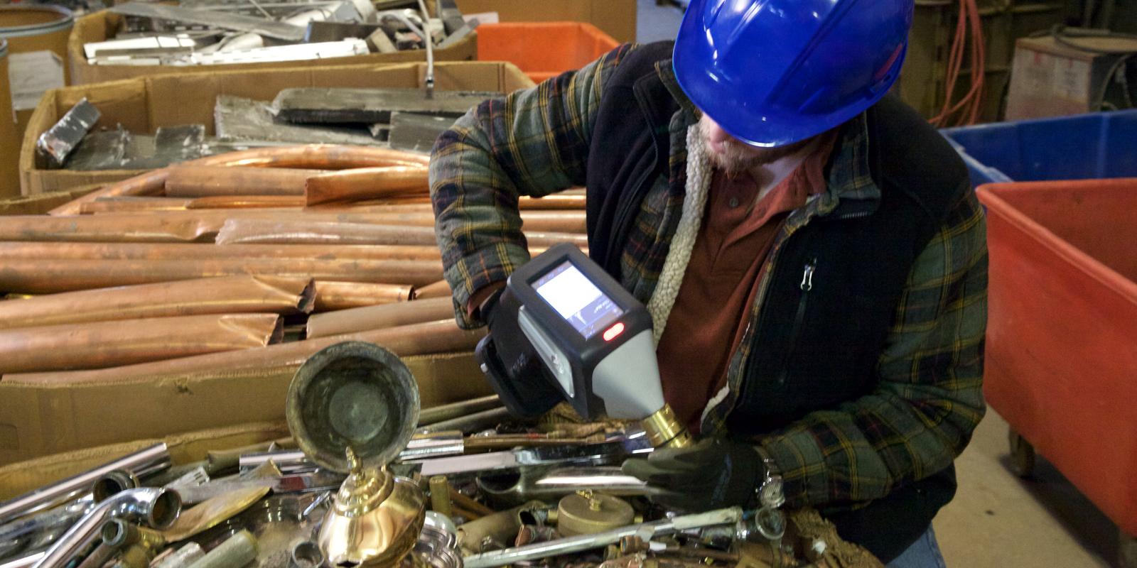 LIBS portable métallurgie