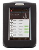 Ecran Analyseur LIBS Portable