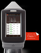 Laser Classe 1 analyseur LIBS portable