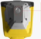 Obturateur de fenêtre analyseur XRF portable