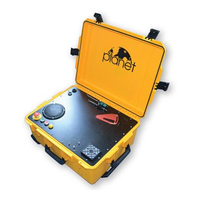 XRD Portable PLANET pour les poudres