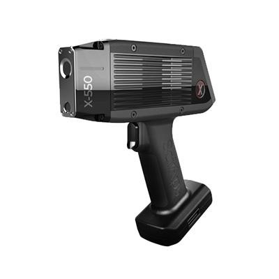 X-550: Nouvel Analyseur XRF Portable pour le CND et la PMI