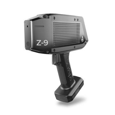 Nouvel Analyseur LIBS Portable Z-9