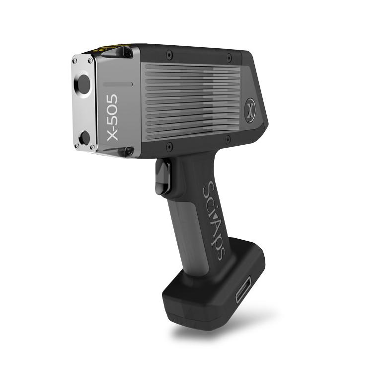 X-505 : Analyseur XRF Portable