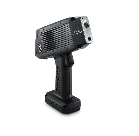 X-555 : Analyseur XRF Portable